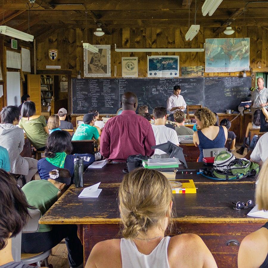 Yale School of Forestry & Environmental Studies.