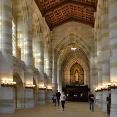 Sterling Memorial Library